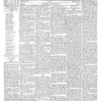 Correspondence of the Globe