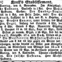 C 1857-11-08, Neue Preukische Zeitung, No. 262 (p.4).png
