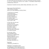 Lyrics, The Singular History of Julia Pastrana.doc copy.pdf